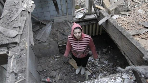 Ukrayna'da katliam yılı: 5 bin 358 ölü