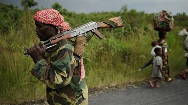 Kongo'da İsyancılar Kenti Bastı: 16 Ölü