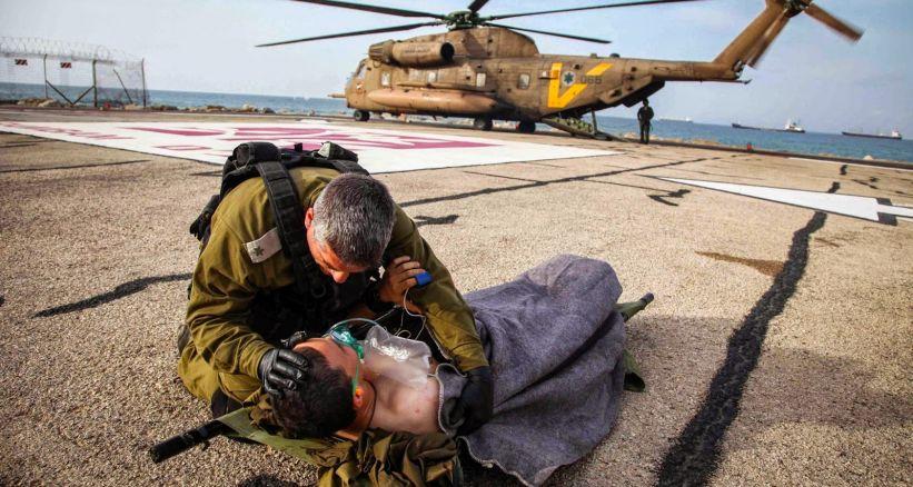 Golan'da Mayın Patladı: 1 Siyonist Subay Yaralandı