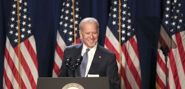 ABD Başkan Yardımcısı Joe Biden'dan Süpriz Irak Ziyareti