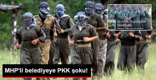 MHP'li Belediyeye Şok