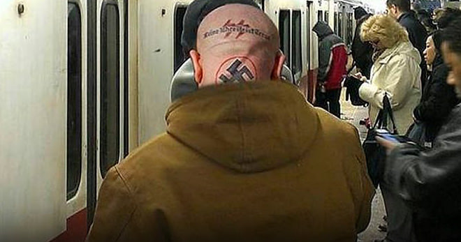 Nazilerden  Tehdit