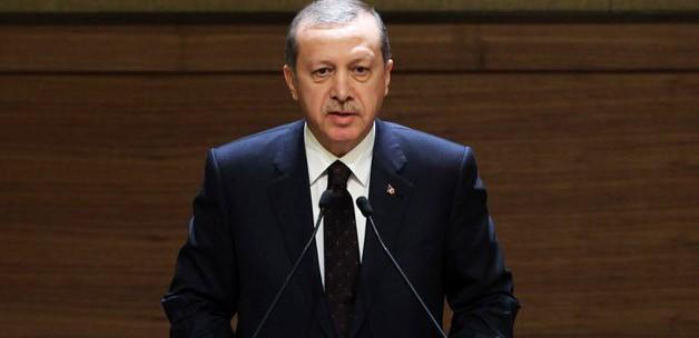 Erdoğan F.Gülen'e Yükledi