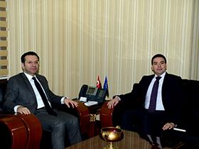ABD Adana Konsolosu Diyarbakır'da