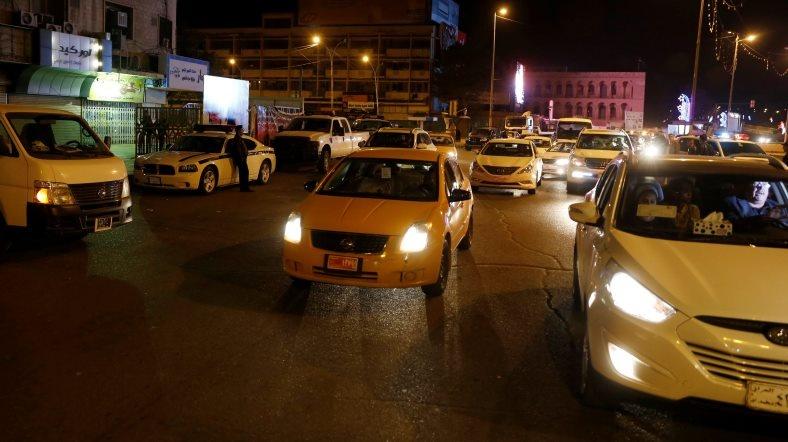 Bağdat'ta 12 Yıl Sonra Yasak Kalkdı
