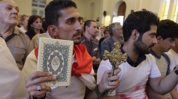 Irak'taki Hristiyanlar IŞİD'e Karşı Savaşacak