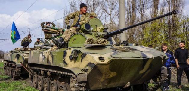 Ukrayna'da Ateşkes Sağlandı