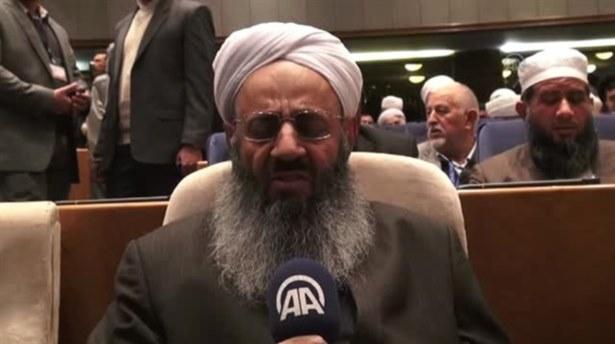 İranlı Sünni Alimden Çağrı