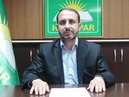 Şahin'den HDP'li Belediyenin Suçlamasına Cevap