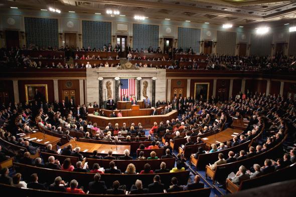 ABD Kongresi Irak'ı 'Böldü'