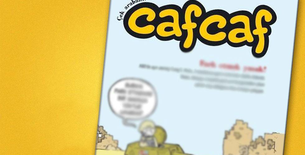 Cafcaf'tan Katledilen 3 Müslüman Genç için Kapak