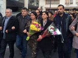 PYD'den Charlie Hebdo'ya Ziyaret