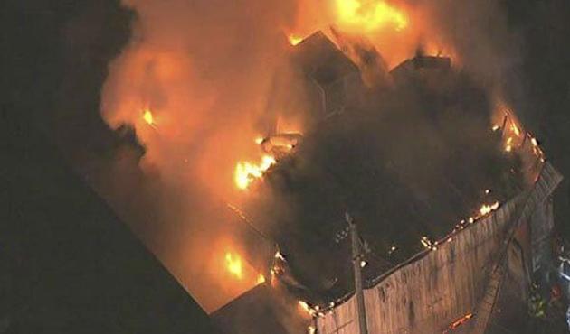 ABD'de Üç Cinayetten Sonra Şimdi de Cami Yakıldı