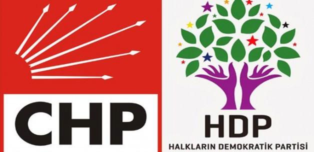 HDP'den CHP'li 6 Vekile Adaylık Teklifi