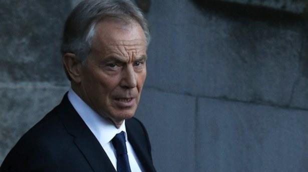 Tony Blair Gazze'den Ayrıldı