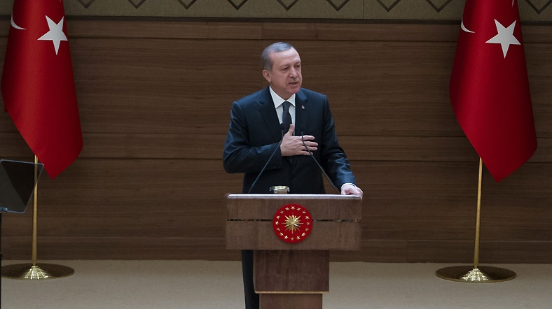 Erdoğan 14 Mart Tıp Bayramı'nda Konuştu
