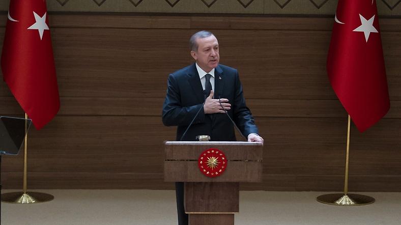 Erdoğan Romanya'dan Sert Tepki Gösterdi-VİDEO