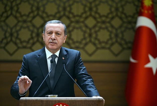 Cumhurbaşkanı Erdoğan'ı Kızdıran Slogan