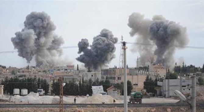 Suriye sınırında 'Yasak Bölge' İlan Edildi