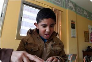 Gazzeli Otizm Hastası Çocuk Kur'an-ı Kerim'in Tümünü Ezberledi