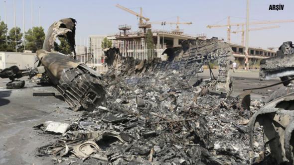 Libya'da İntihar Saldırıları