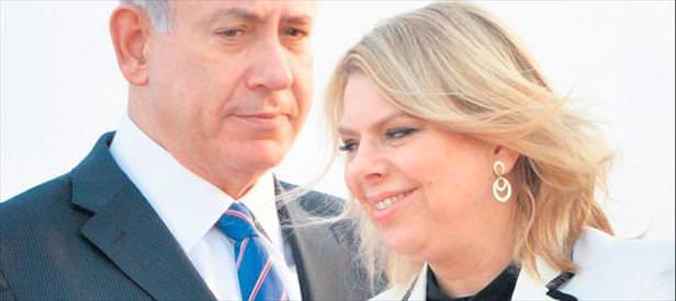 Netanyahu Sara'rdı!