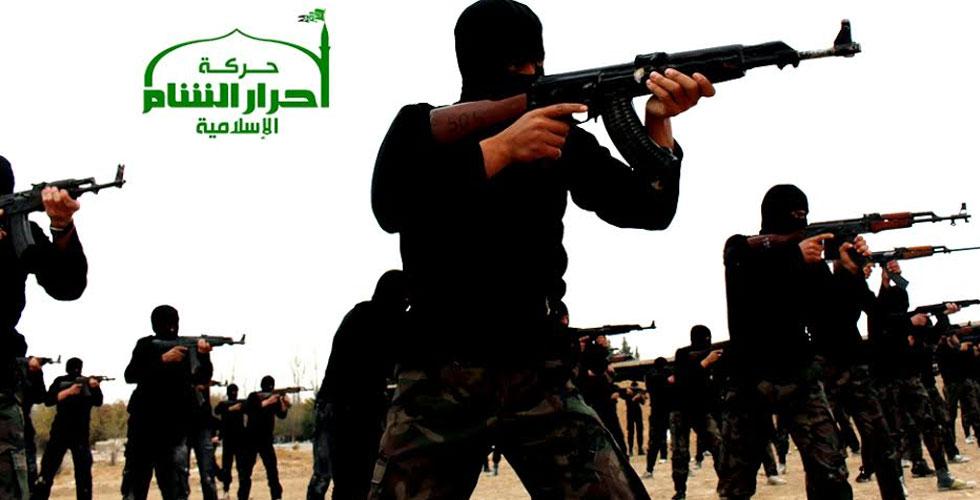 Ahrar'uş Şam Hareketin'den Açıklama