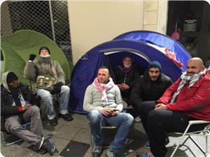 Fransız Aktivistlerin Gazze İçin Açlık Grevleri Sürüyor
