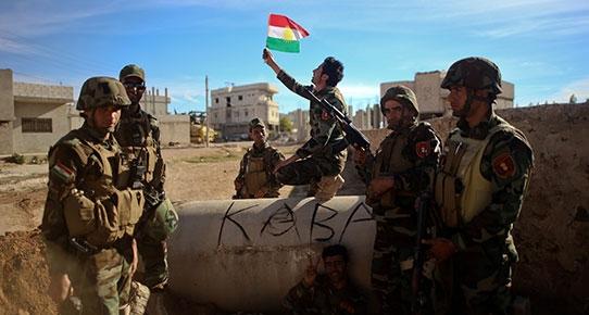 Economist Kürtler Bağımsızlık Yolunda