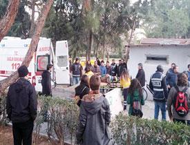 Ege Üniversitesi'nde Cinayet Sonrası 3 Günlük Tatil