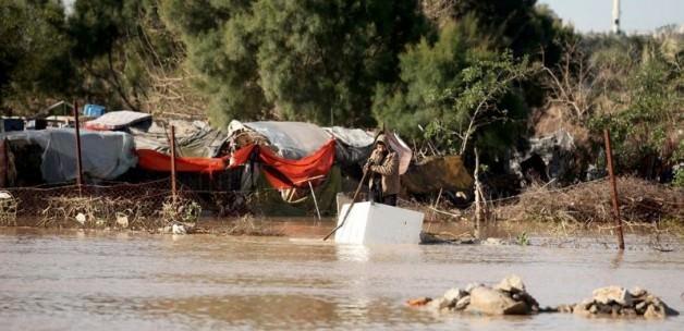Gazzeli Gazzeli Halkın Şiddetli Kış Çilesi