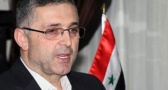 Suriyeli Bakan Tükiye'yi Tehdit Etti