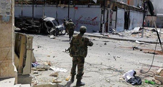 Esed Güçleri Kürt Dağındaki 2 Köyü Ele Geçirdi
