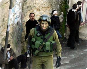 13 Filistinli gözaltına alındı