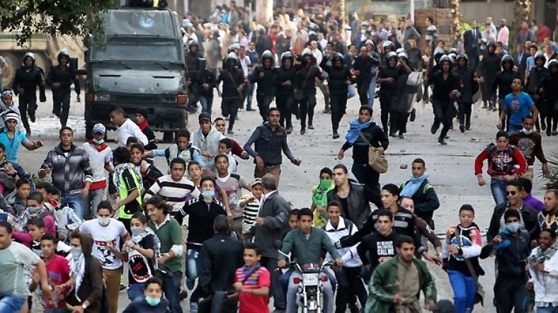 Mısır'da Olaylar Büyüyor