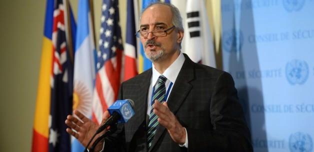 Suriye, Süleyman Şah'ı BM'yeŞikayet etti