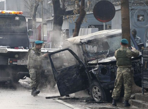 Taliban'dan Kabil'de Türkiye'ye Saldırı