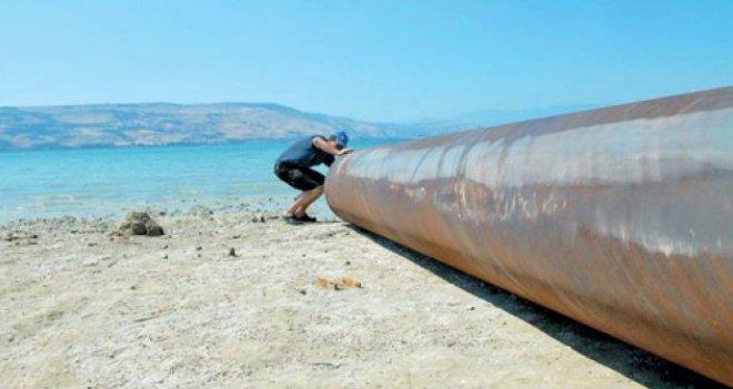 Ürdün ve İsrail arasında su boru hattı anlaşması