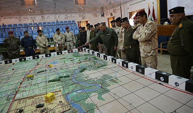 Irak Ordusu Geniş Çaplı Operasyona Hazırlanıyor