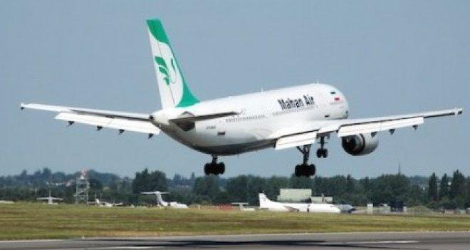 Onca yıl Aradan sonra bir ilk: İran uçağı Yemen'e indi