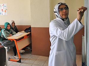 Geçen Yıl 28 Şubat Mağduru 798 Öğretmen Göreve Başladı