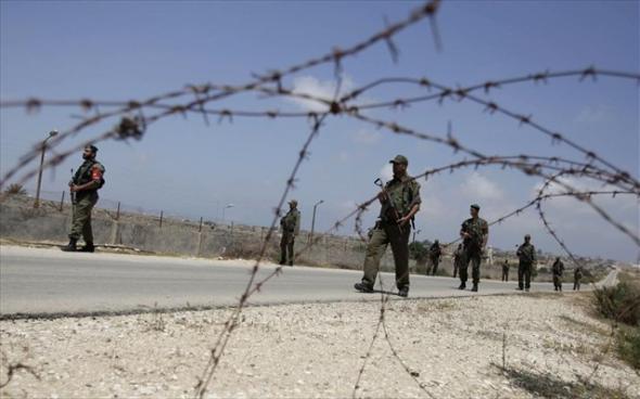 Suriye Sınırı'nda Bir Kişi Yakalandı