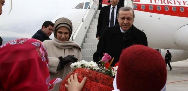 Erdoğan'ın Uçağında Alarm