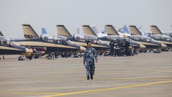 Çin Savunma Bütçesini Yüzde 10 Artıracak