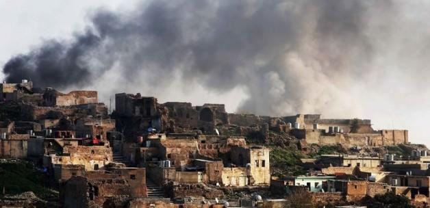 Nusra Halep'te Kritik Üsse Saldırdı