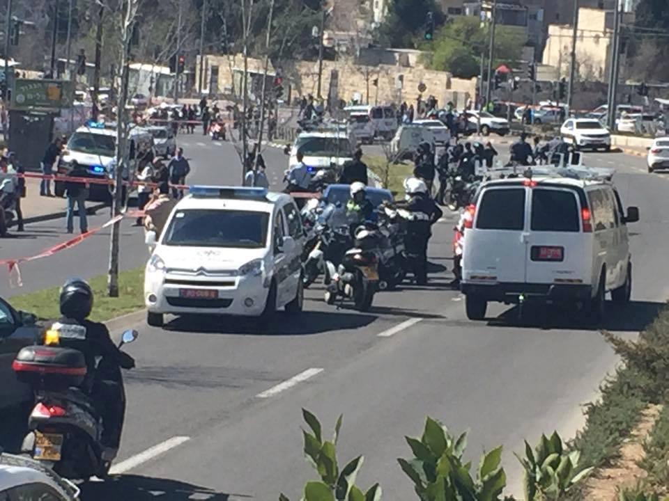 SONDAKİKA Kudüs'de İsrail'i Sarsan Operasyon-FOTO