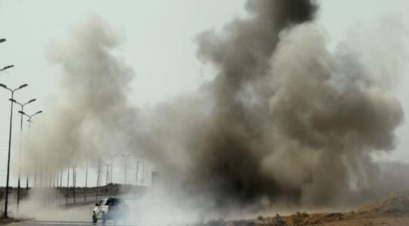 Pakistan'da Camiye Çirkin Saldırı