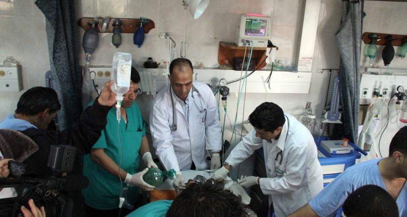 SONDAKİKA İsrail'in Vurduğu Gazzeli Balıkçı Şehid Oldu