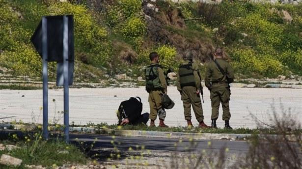 İsrail 7 Filistinliyi Gözaltına Aldı