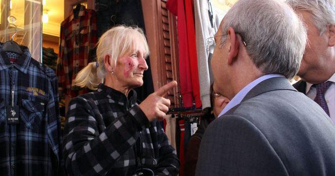 Kadın Esnaftan Kılıçdaroğlu'na Sert Eleştiriler